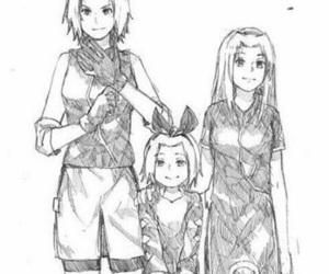 naruto, sakura haruno, and sakura image