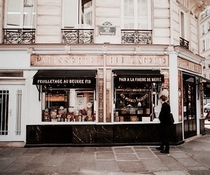 vintage, indie, and paris image