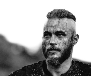 vikings, ragnar lothbrok, and travis fimmel image