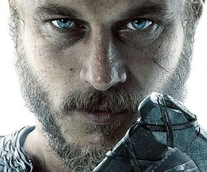 vikings, ragnar, and ragnar lothbrok image