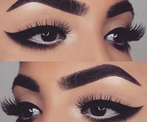beauty, eyeshadow, and mac image