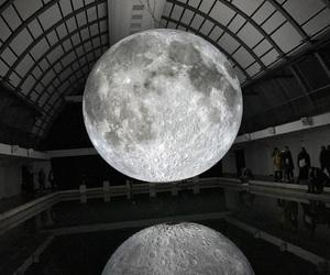 moon, slovakia, and biela noc image