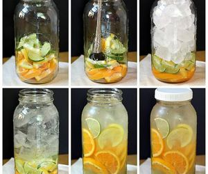 citrus, sweet, and water image