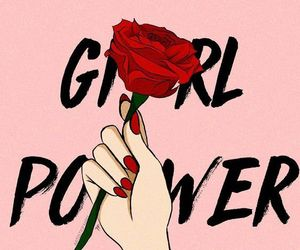 girl power, power, and woman image
