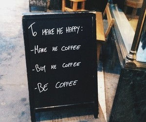 coffee and happy image