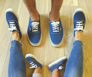 authentic, blue, and family image