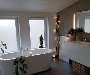 bathroom and home image