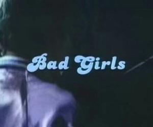 girl, bad, and grunge image
