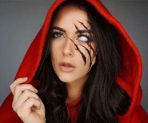 Halloween, makeup, and ideas image