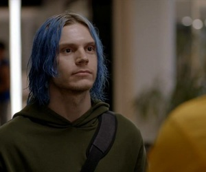 evan peters, american horror story, and kai anderson image