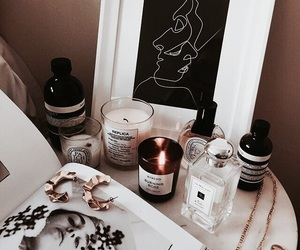 candle, decor, and tumblr image