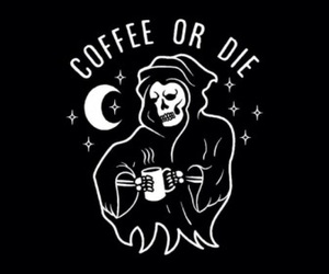 coffee, wallpaper, and black image