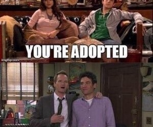 funny, awesome, and how i met your mother image