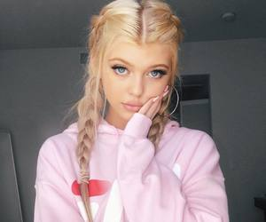 loren gray, pink, and loren image