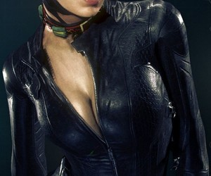 cat, selina kyle, and catwoman image