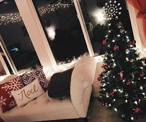 winter, christmas, and decor image