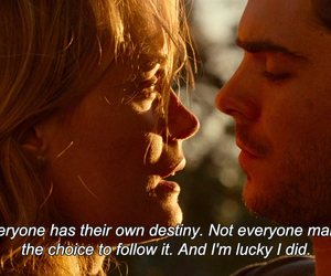 the lucky one, movie, and romantic image