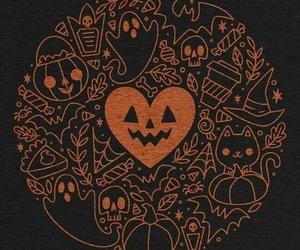 Halloween and wallpaper image