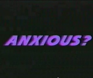 anxious, grunge, and purple image