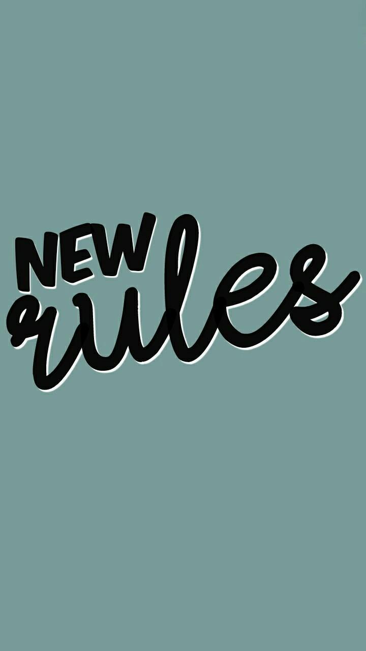 Wallpaper By Amoratube Whi Amoratube Dwcode Tubezada Instagram Beoskay Twitter New Rules Dua Lipa