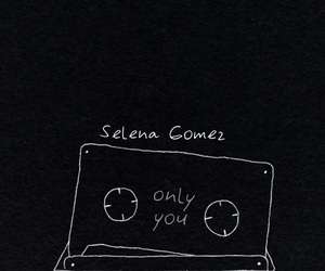 music, selena gomez, and song image