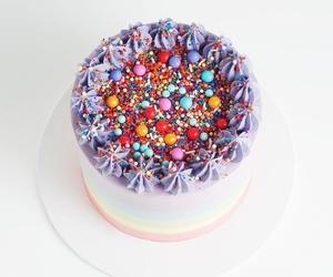 bake, birthday, and cake image