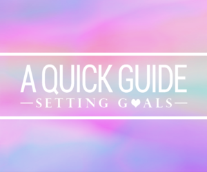 article, goals, and guide image