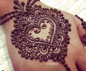 heart and henna image