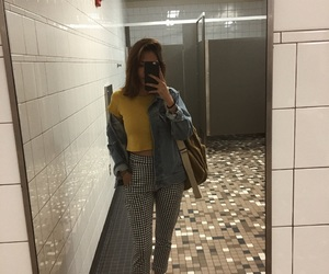checkered, tumblr, and urbanoutfitters image