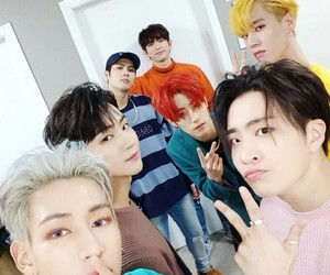 got7, jinyoung, and bambam image