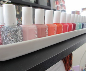 nail polish, essie, and nails image