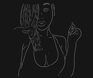 adobe, tits, and b&w image