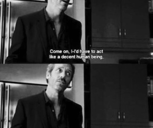 house md and quotes image