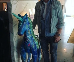 lol, love, and unicorn image