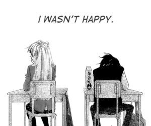 manga, quotes, and fukumenkei noise image