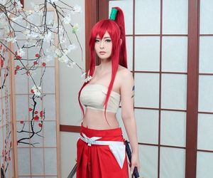 cosplay, erza scarlet, and fairy tail image