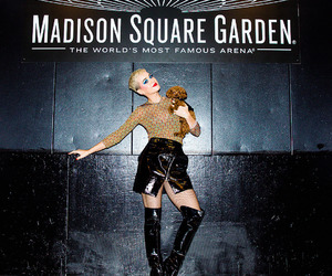 katy perry, witness, and madison square garden image