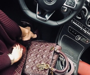 accessories, bag, and car image