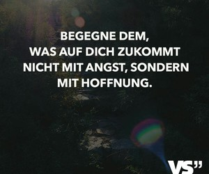 german, hope, and quotes image
