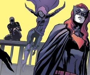 batgirl, spoiler, and dc comics image