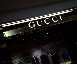 brand, gucci, and money image