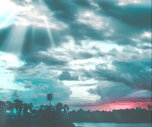 beautiful, clouds, and pics image