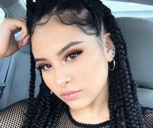 braids, hairstyles, and @ugotthelook91 image
