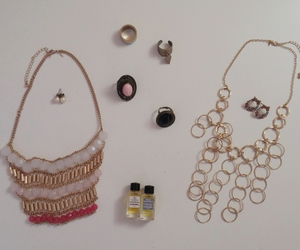 accessories, channel, and neckless image