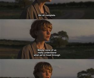 never let me go, Carey Mulligan, and movie image