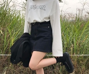 girl, outfit, and alternative image