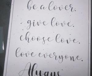 always, bew, and dee image