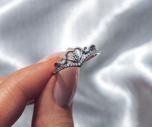 luxury, ring, and jewelry image