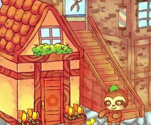 animal crossing, leif, and acnl image