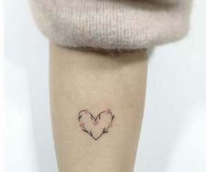 heart and Tattoos image